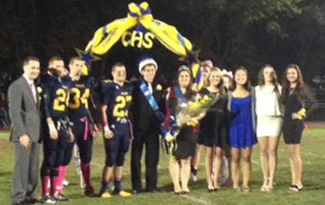 Strittmatter and Ulasevich named 2013 Homecoming winners