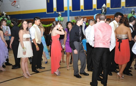 Cotillion forges from the gym to a banquet hall