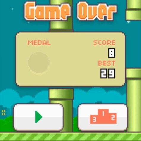 Has Flappy Bird flown the coop for good?