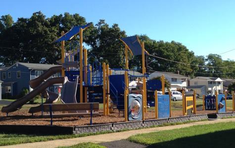 Claremont School #20 gets new playground