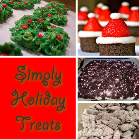 Holiday treats sure to impress guests