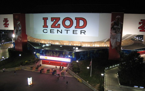 NJ to Pull the Plug on the IZod Center