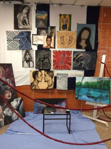Band and Art Show showcases CHS talent