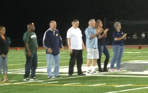 Former Colonia students are recognized for their sport achievements