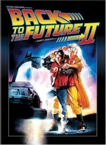 Back to the Future: It's all in the future?