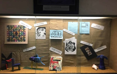 Art Classes Paint New Future for Art at Colonia High