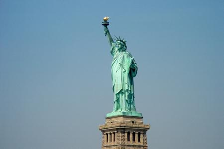 Statue of Liberty Arrives in the United States