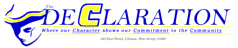 The student news site of Colonia High School