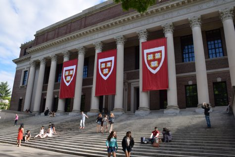 Harvard University is founded