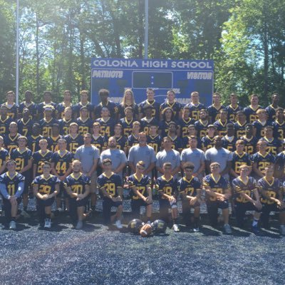 Strong rushing effort allows Colonia to top J.P. Stevens