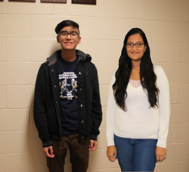 CHS students scored in the top 3% nationwide for PSAT
