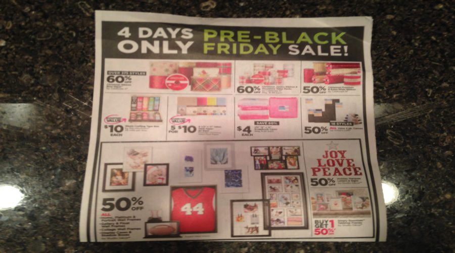 Black Friday shopping is not for the weak