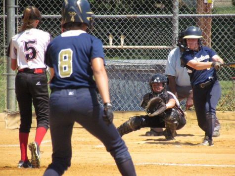 How to successfully swing a softball bat