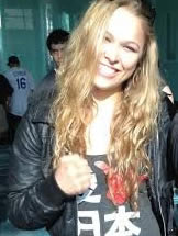 My Fight/Your Fight by Rousey is a knock out