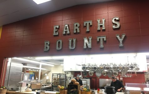 Earth's Bounty gives CHS fresh healthier options