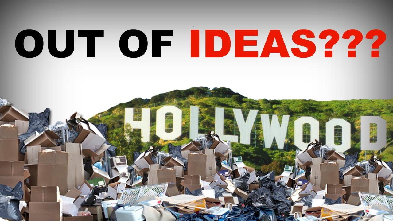 Hollywood is overflowing with trash and recycled ideas.