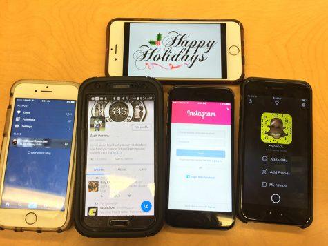 Tackling social media durning the holiday season
