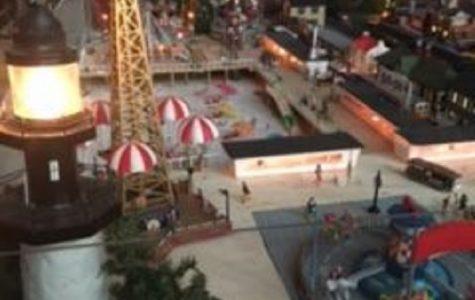 The Barron Arts Center 26th Annual Holiday Model Train Show is impressive