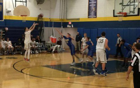 Boys' basketball triumphs over Cranford