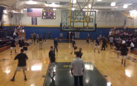 Colonia Varsity Boys Basketball with a mournful defeat