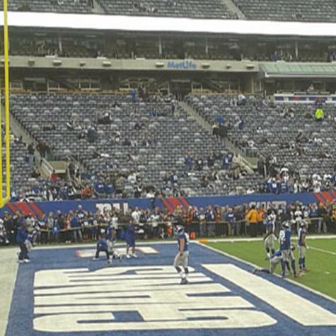 New York Giants finish regular the season strong