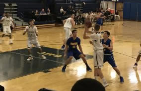 Colonia boys' basketball dribbles to another win against Cranford