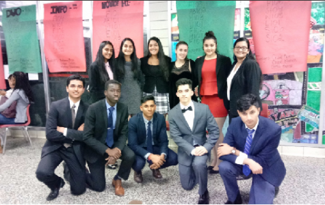 Passion for arguments, students participate in debate competitions