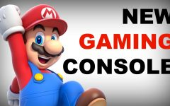 Nintendo is going to release a new console for their games