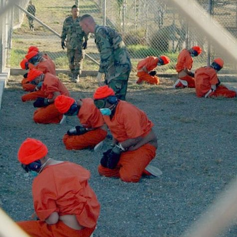 The lease for Guantanamo Bay, Cuba, was signed.