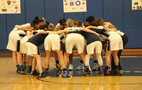 Girls Basketball Tame the South Plainfield Tigers