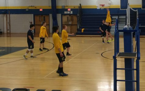 A peek into the 2017 Boys' Volleyball season