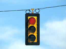 The average person spends about six months of their lifetime waiting for a red light to turn green