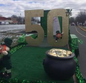Woodbridge St. Patrick's Day Parade 2017