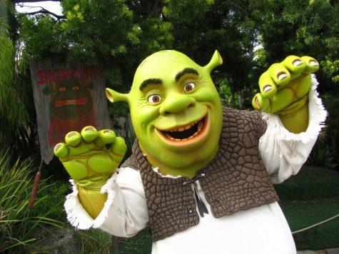 Shrek is released today