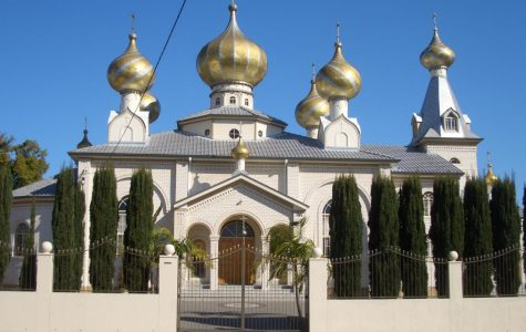 Russian orthodox church celebrates it's 1000th anniversary