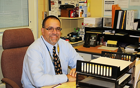 LaSala gives up his whistle for Athletic Director position
