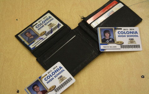 Colonia High School receives revamped ID card system