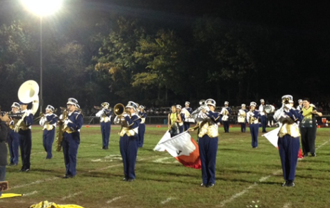 Marching Patriots take the big stage At Rutgers University