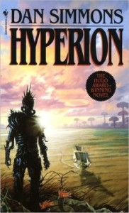 Dan Simmons' epic, Hyperion, is an all-encompassing, literary masterpiece