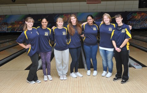 Girls' Bowling defeats Perth Amboy and Monroe