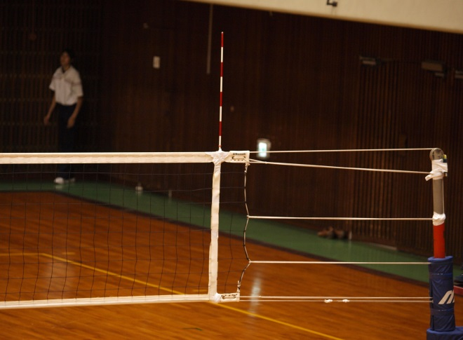 """The """"Monti Serve"""" is a sure thing in both Volleyball and Tennis."""