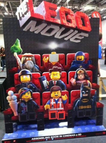 Building laughs with The Lego Movie
