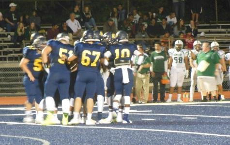 Colonia High Schools Wins First Home Football Game