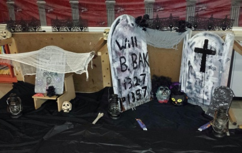 Halloween carnival at Colonia Middle kicks-off year with Colonia High students from the dead