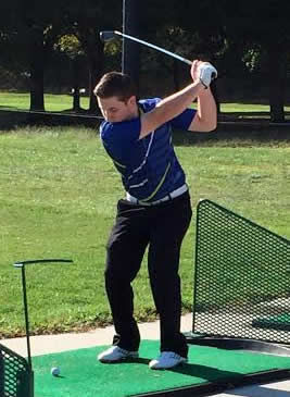"Colonia High Senior ""Putts"" his way to Florida"