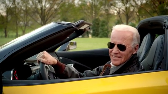 On this day in 1942, America's most charismatic, bad-to-the-bone, Corvette-driving, ice cream-loving, tatted up Vice President was born. Happy 72nd birthday to a true American treasure: Joe Biden.