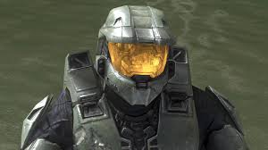 Master Chief Petty Officer John 117, the main playable character of the game.