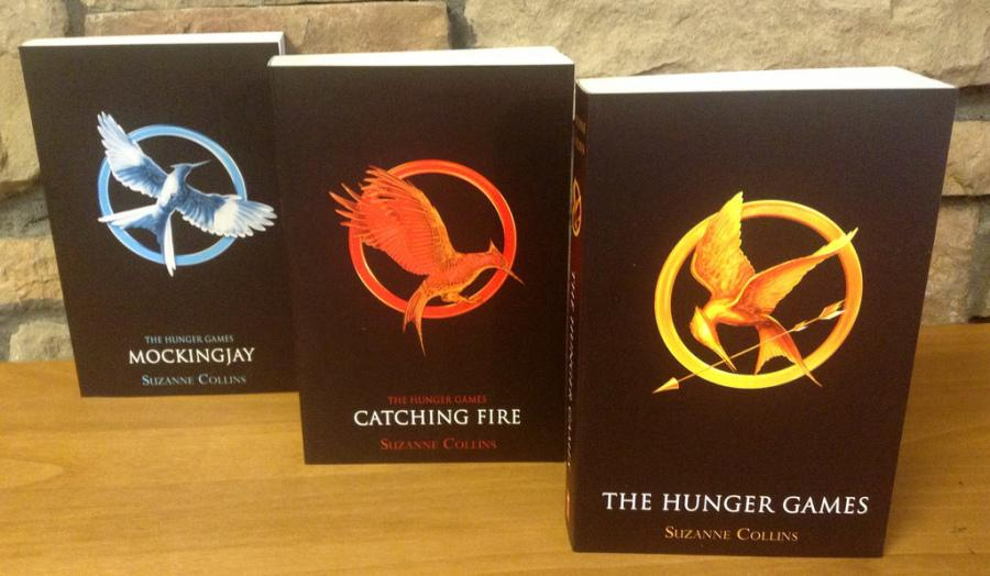 Hunger Games Book Without