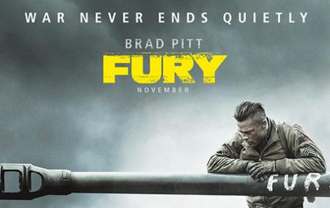 Ayer's Fury accurately depicts WWII