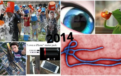 A look back on what made 2014 memorable. From ice bucket challenges to ebola, there was a lot of trending in 2014.